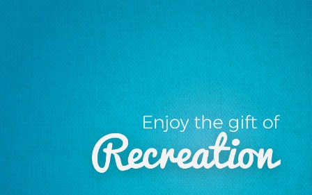 Image of Recreation Gift Card