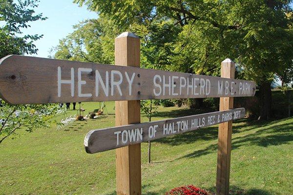 Henry Thomas Shepherd Park