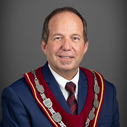 Mayor Rick Bonnette